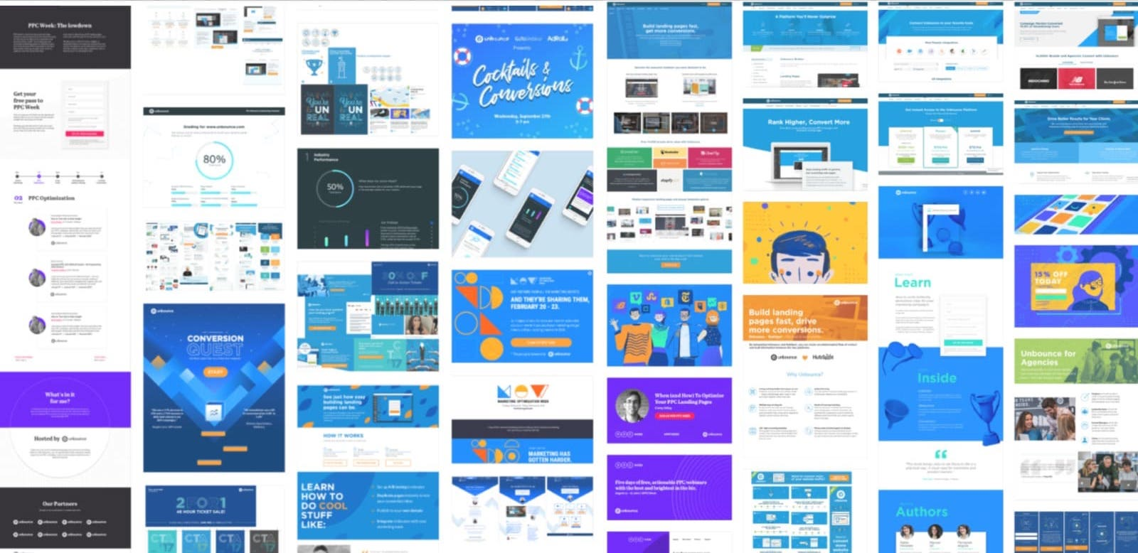 unbounce brand evolution process brand audit